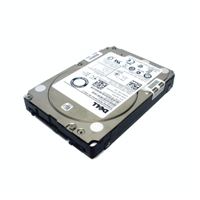 Hard Disc Drive dedicated for DELL server 2.5'' capacity 1.8TB 10000RPM HDD SAS 6Gb/s 43N12-RFB | REFURBISHED