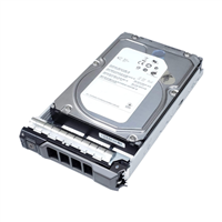 Hard Disc Drive dedicated for DELL server 3.5'' capacity 2TB 7200RPM HDD SAS 12Gb/s 6HF4Y