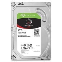 Hard Disk Drive Seagate IronWolf 3.5'' HDD 4TB 5900RPM SATA 6Gb/s 64MB | ST4000VN008
