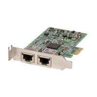 Network Card DELL 540-BBGW 2x RJ-45 PCI Express 1Gb