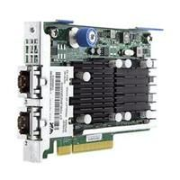 Network Card HPE 701534-001 2x SFP+ PCI Express 10Gb