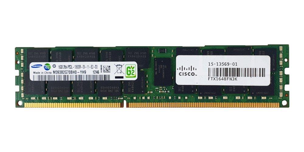 Memory RAM 1x 16GB Samsung ECC REGISTERED DDR3 2Rx4 1333MHz PC3-10600 RDIMM | M393B2G70BH0-YH9 | RAM MEMORY \ ECC MEMORY \ DDR3 ECC REGISTERED \ PC3-10600 1333MHz | ESUS IT - pamięci serwerowe ECC REG FB