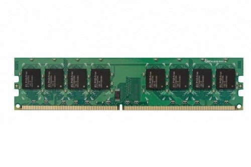 Memory RAM 1x 1GB HP - ProLiant DL320 G5 DDR2 667MHz ECC UNBUFFERED DIMM | 432804-B21